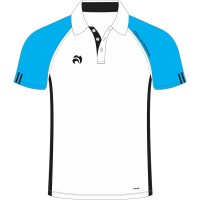 Henselite-C-of-C-Polo-Shirt-Sky-Blue-Black